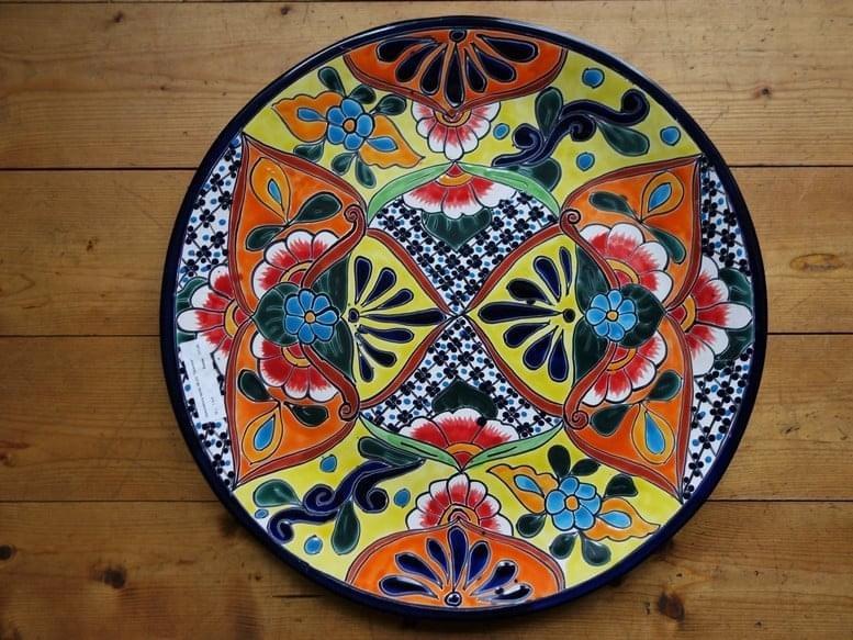 Keramický tanier - Obrázok č. 1