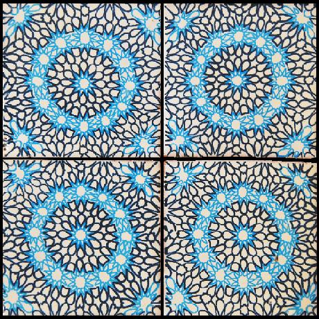 Aguanieve, keramický obklad - Obrázok č. 1