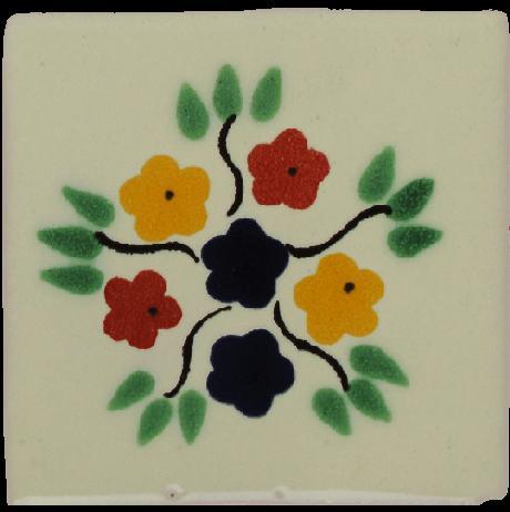 Bouquet Colores, keramický obklad - Obrázok č. 1