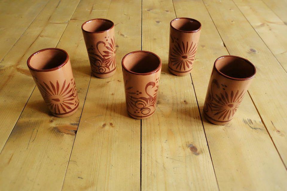 Keramický pohár - Obrázok č. 1