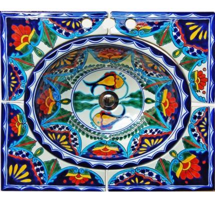 Zápustné umývadlo oválne Acapulco - Obrázok č. 1