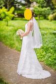 Svadobné šaty so závojom, 34