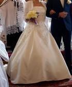 svatební šaty Alfred Angele, 40