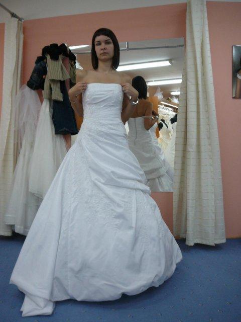 Zkouška šatů - Obrázek č. 8