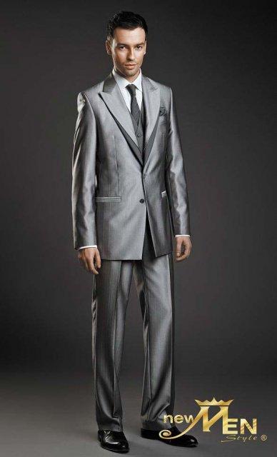 A takhle to bude... - takhle nějak bude vypadat oblek mého budoucího manžela :-)