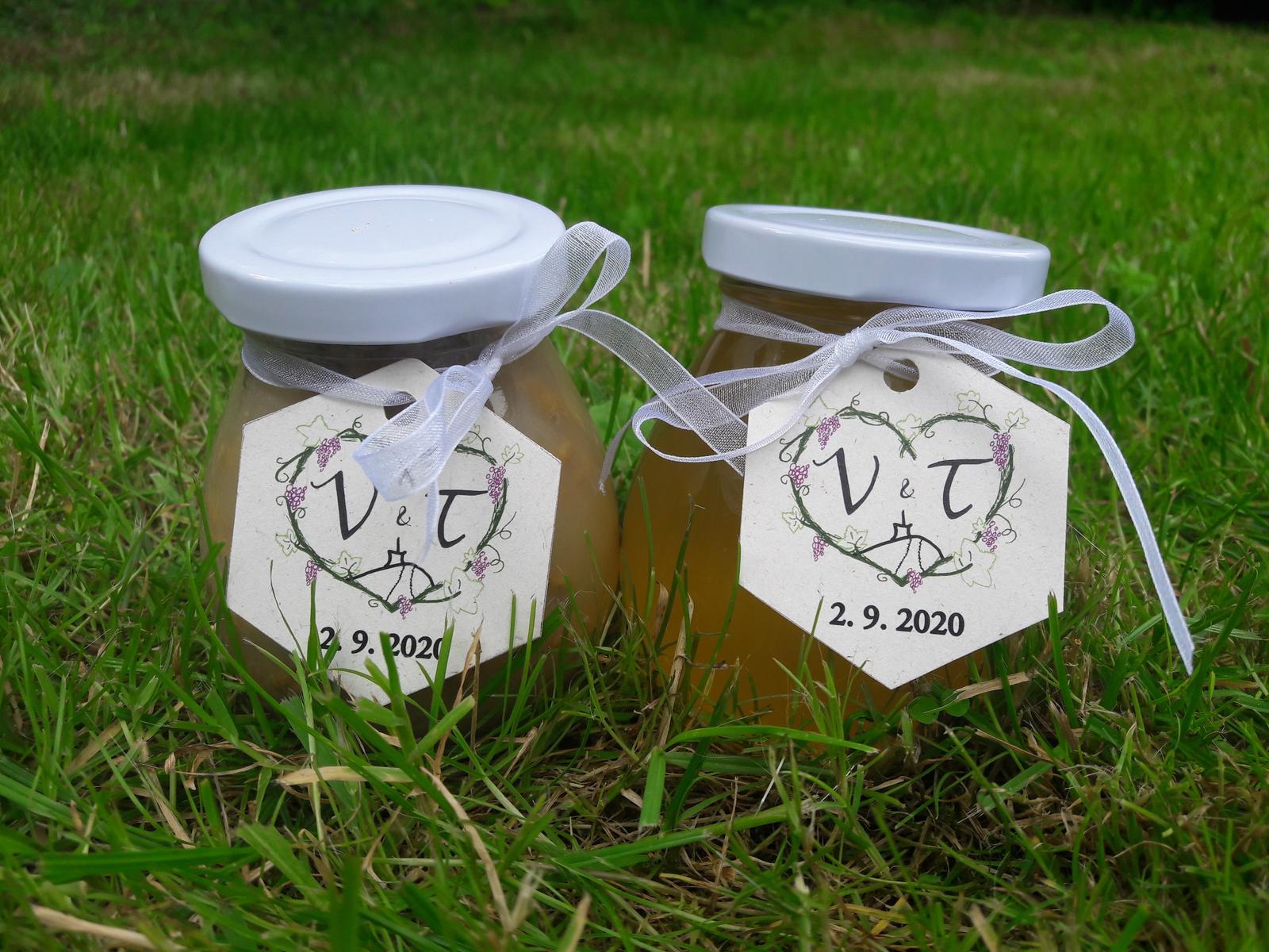Přípravy <3 - Svatební medy...