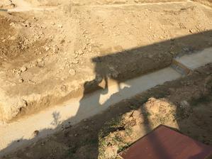 5-6.9.2018 - Postupne sme vyhadzali vsetko naplavene blato.