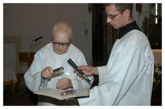 otec Antonín...prostě TONÍČEK....