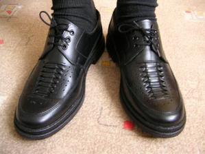 prý : taky mi vyfoť boty :o))