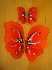motýlci na auto
