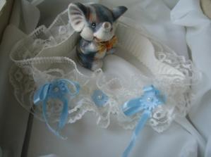 něco modrého :-)