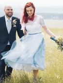 Svatební šaty ala 50ty léta, 38