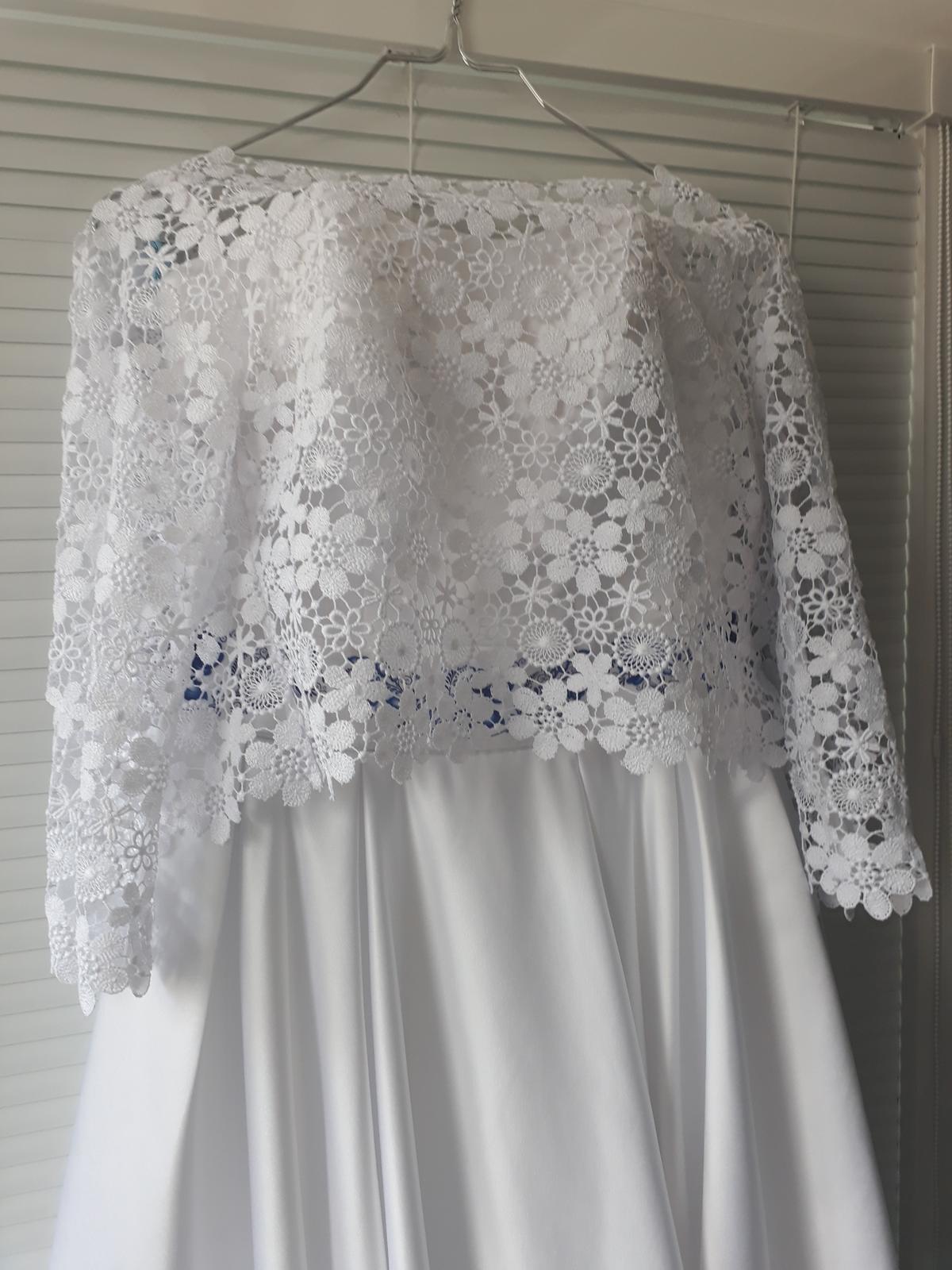 Ariamo Bridal Doris svadobne saty - Obrázok č. 4