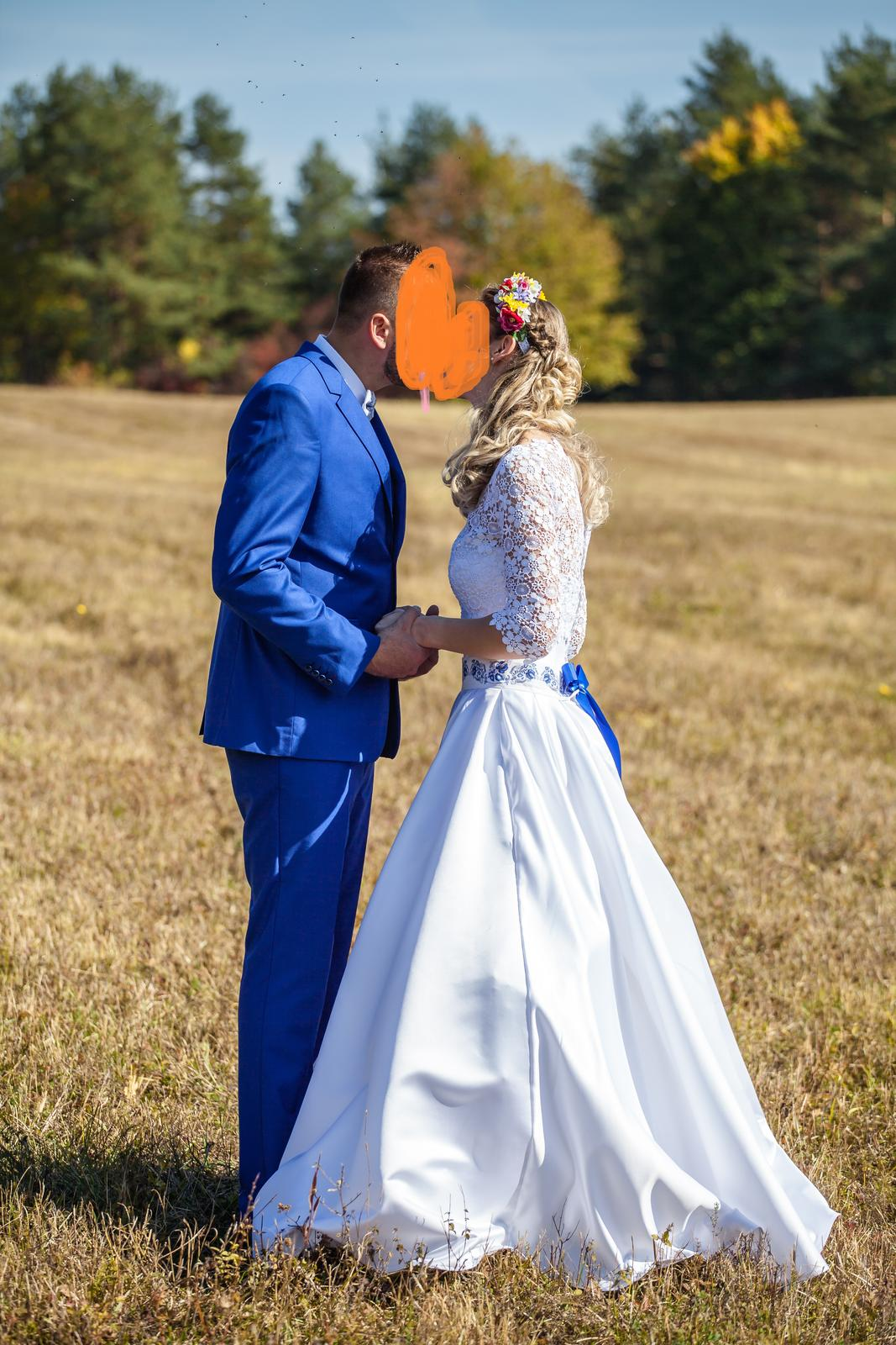 Ariamo Bridal Doris svadobne saty - Obrázok č. 1