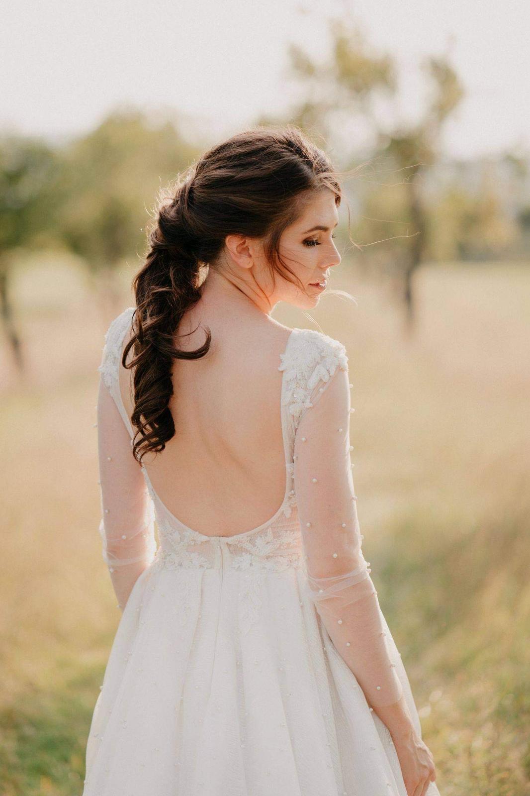 Svadobné šaty TIANA - Obrázok č. 2