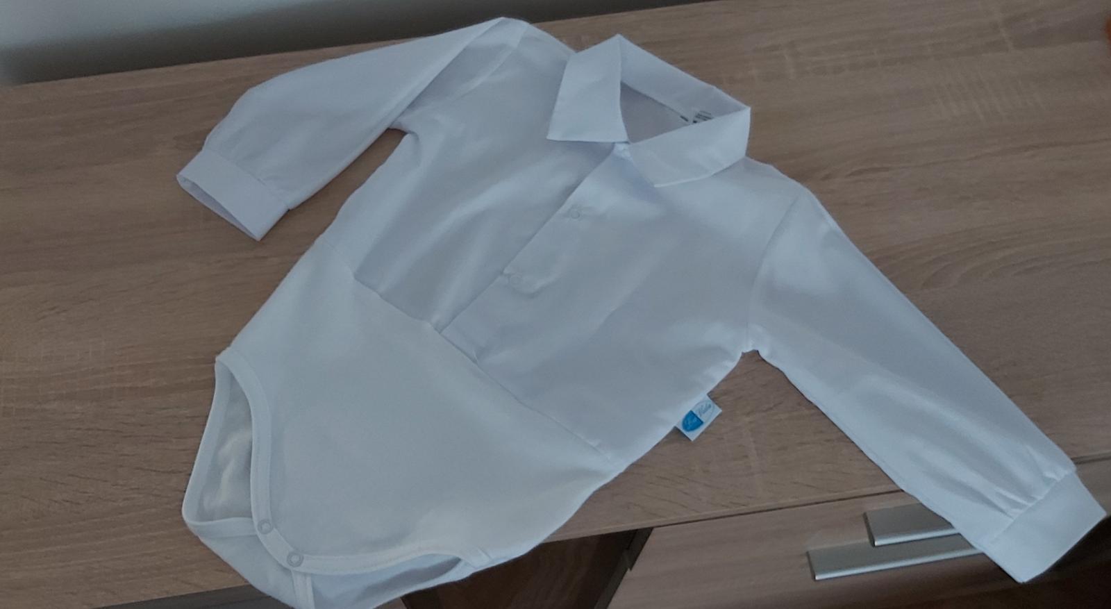 chlapčenská košeľa - Obrázok č. 1