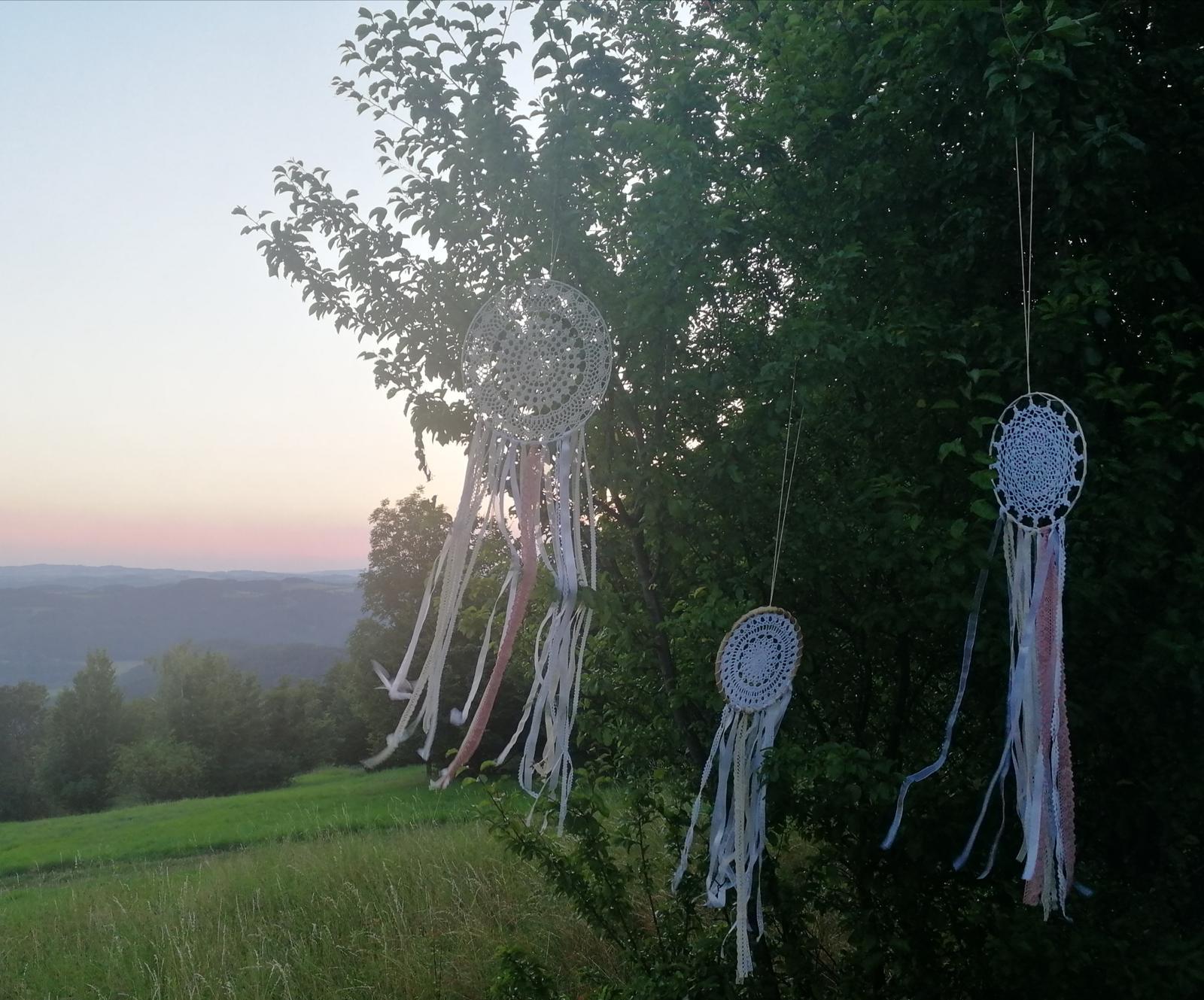 Svatební lapače snů - Obrázek č. 1