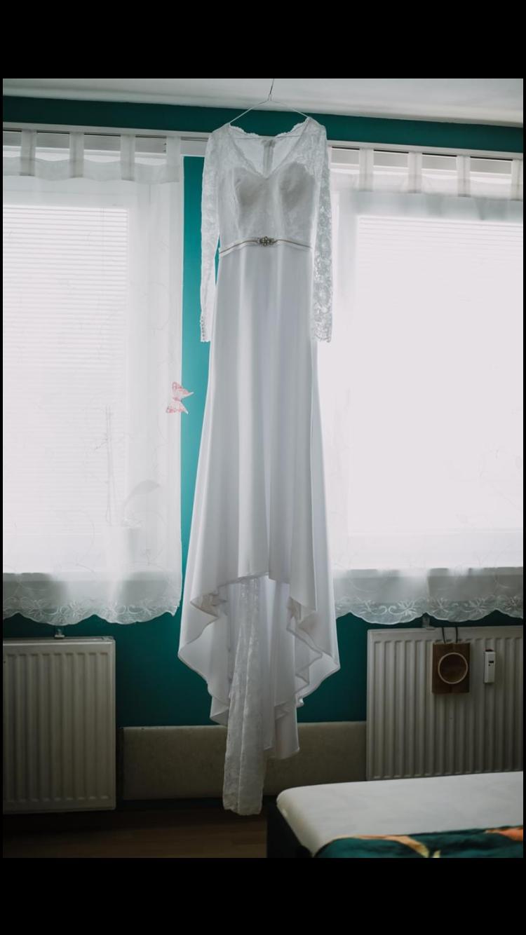 svadobné šaty na predaj - Obrázok č. 1