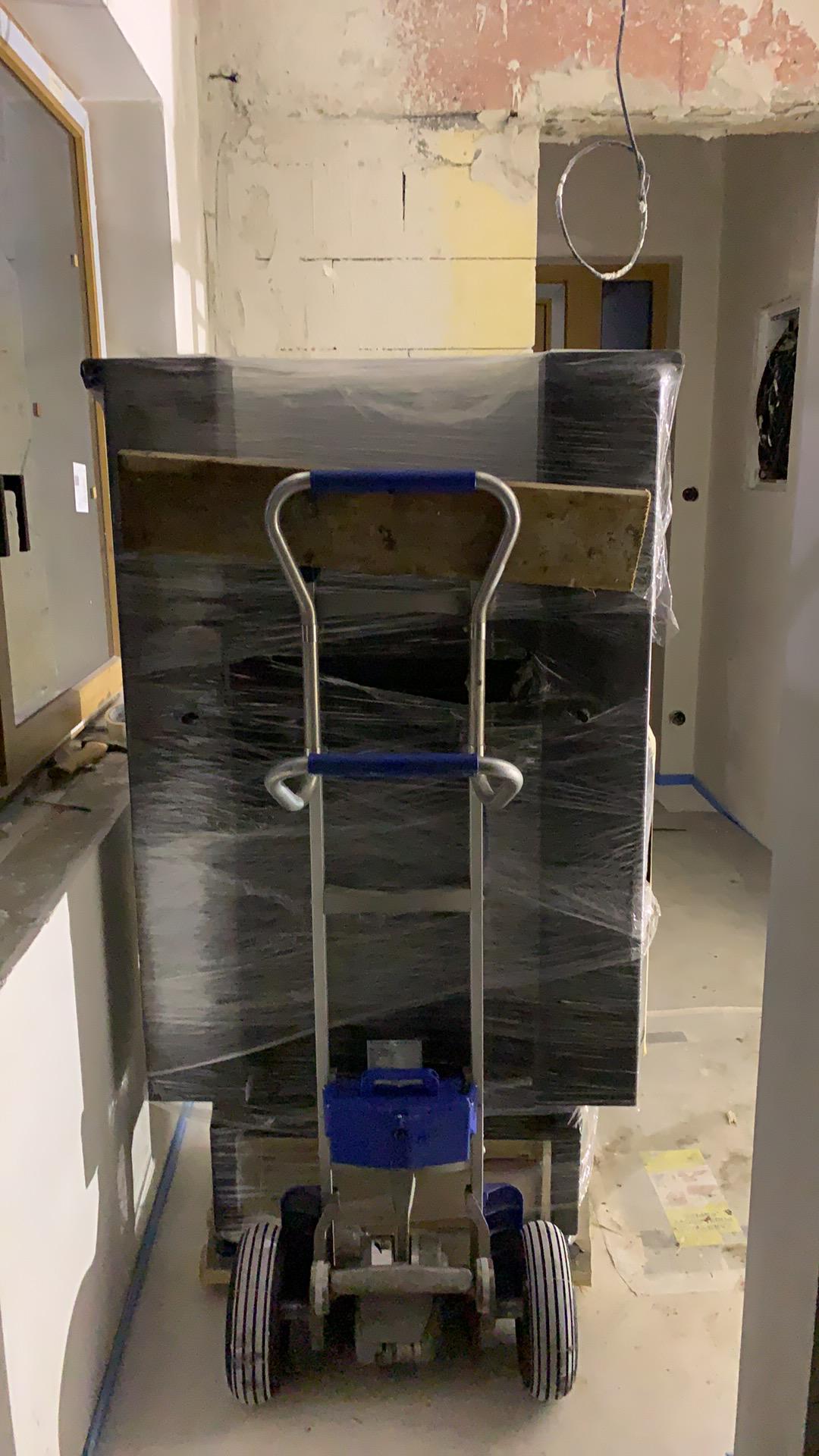 Úplná rekonštrukcia RD - Ale po schodoch 300++ kg