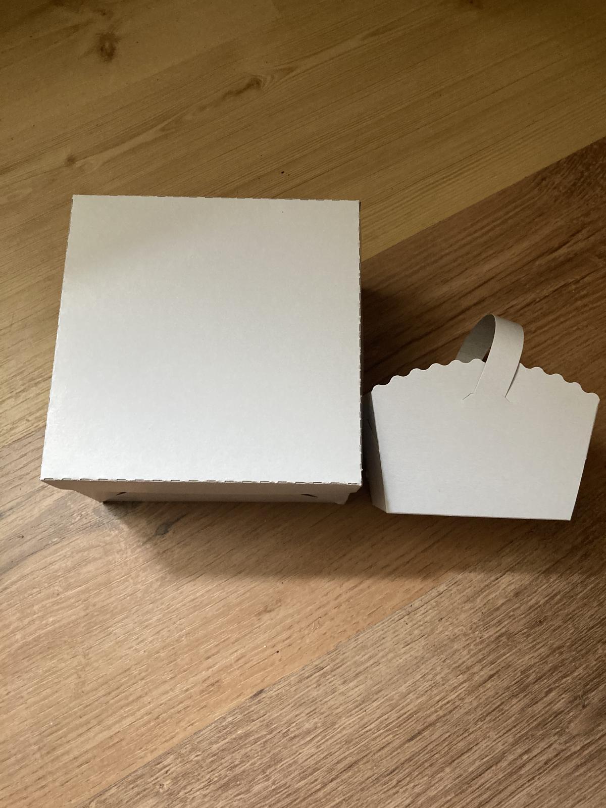krabičky, košíčky - Obrázek č. 1