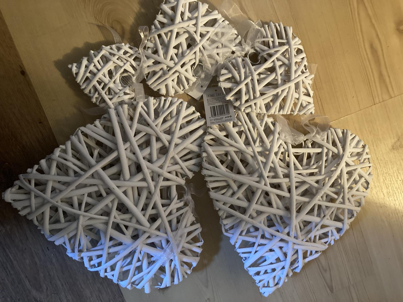 dekorace srdce - Obrázek č. 1