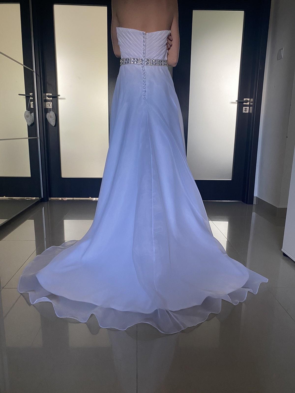 svatební šaty, společenské šaty - Obrázek č. 1