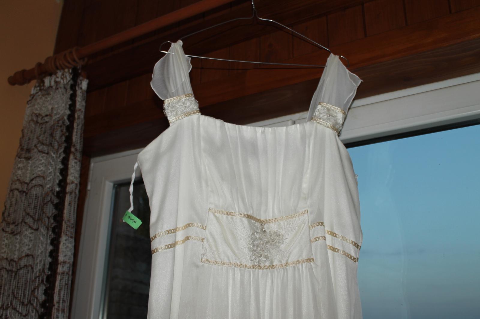 svatební šaty, boty, doplňky - Obrázek č. 1