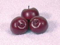 červené jabĺčka:)))