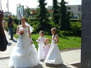 Kristinka,Natalka a Terezka