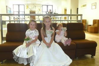Natka,Kristinka a Terka