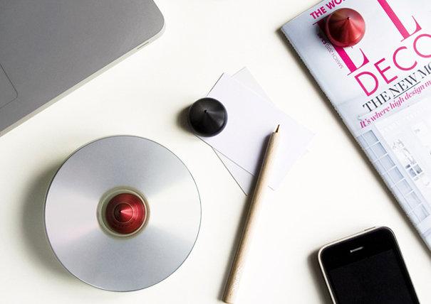 Chuť na design alebo jednoduchosti sa medze nekladú - ...alebo ako ťažítko na papier
