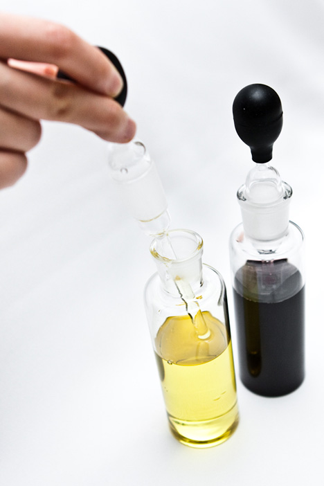 Chuť na design alebo jednoduchosti sa medze nekladú - Laboratórna chémia v kuchyni :-)