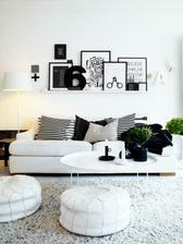 Obrazy a obrázky na stenách sú základ :-)