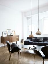 Toto je byt Stefana Soderberga vo Švédsku...