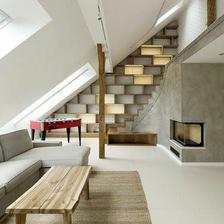 A jeden vydarený pražský loft...