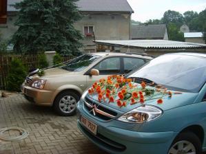 ještě jednou naše autí