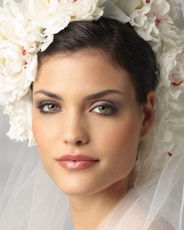 Prípravy na svadbičku - make up krásny