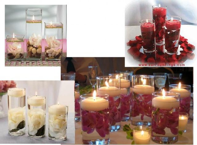 Janka a Roman - pekné, možno takto budú sviečky, ešte uvidím ako sa rozhodnem