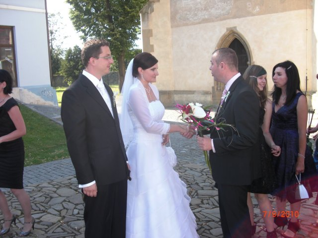 Zuzana Fecková{{_AND_}}František Gravecz - gratulacie