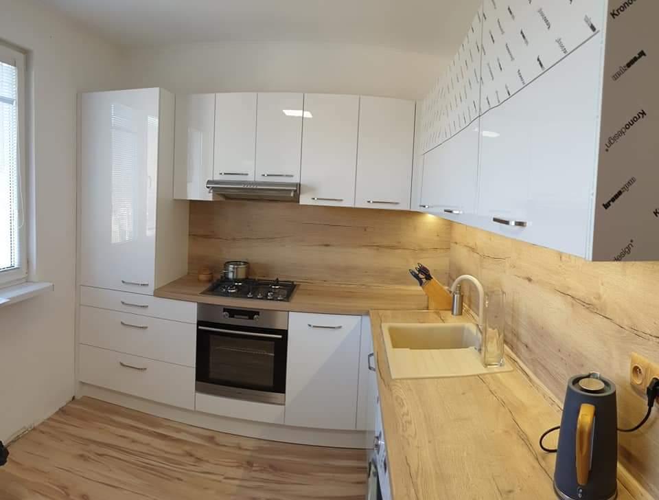 Nová kuchyňa v byte - Obrázok č. 1