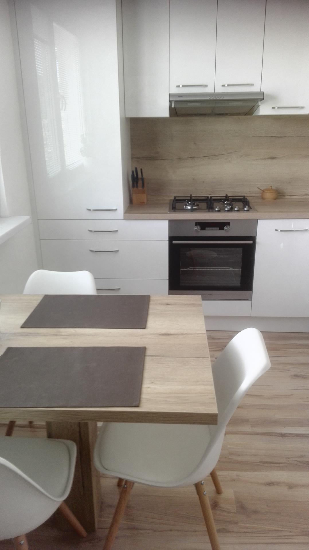 Nová kuchyňa v byte - Obrázok č. 10