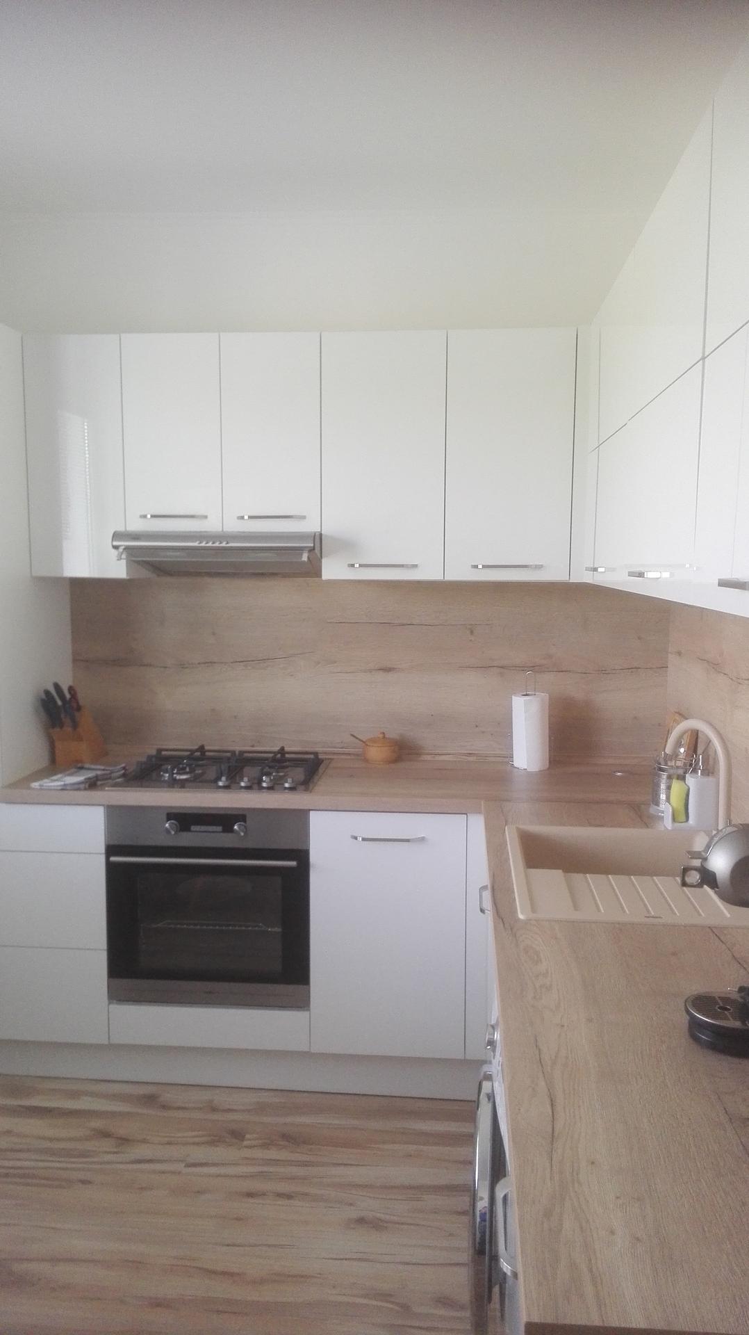 Nová kuchyňa v byte - Obrázok č. 13