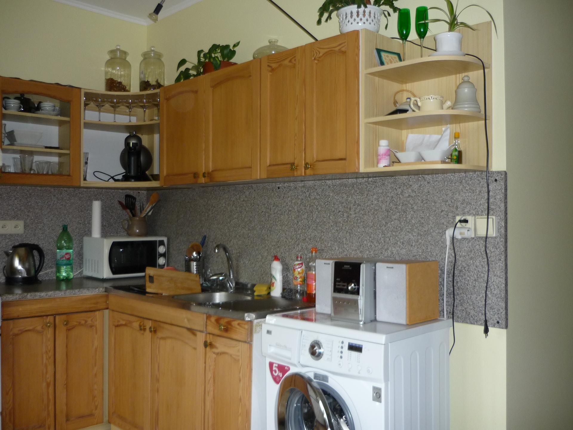 Nová kuchyňa v byte - Obrázok č. 17