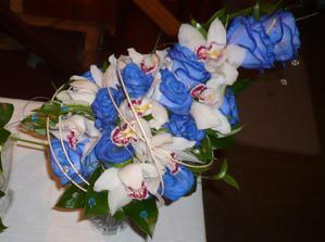 svadobná kytica....svadobný salón Mýtna