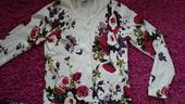 Kvalitný bavlnený sveter, S