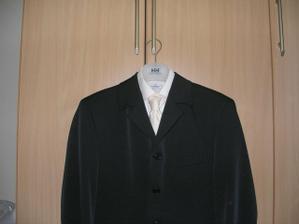 oblek ženícha
