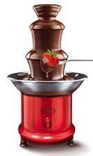 fontánu máme, čokoláda je objednaná :) toto som síce ja moc nechcela, ale drahý bol neodbytný :)