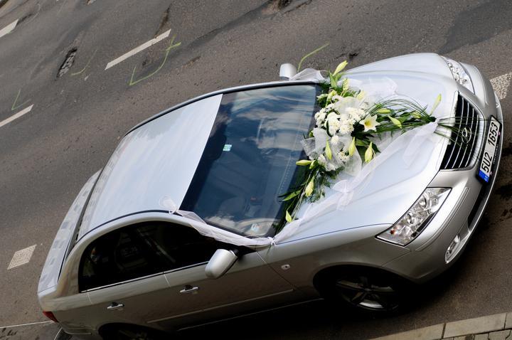 Jana{{_AND_}}Josef - auto nevěsty