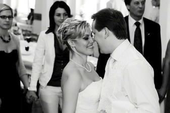 láska a štěstí nas provázelo každým okamžikem