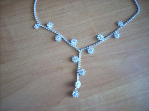 Svadobný náhrdelník...